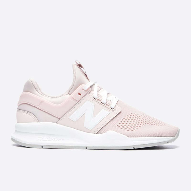 899d4266a2f Pastelově růžové dámské tenisky New Balance WS247UI